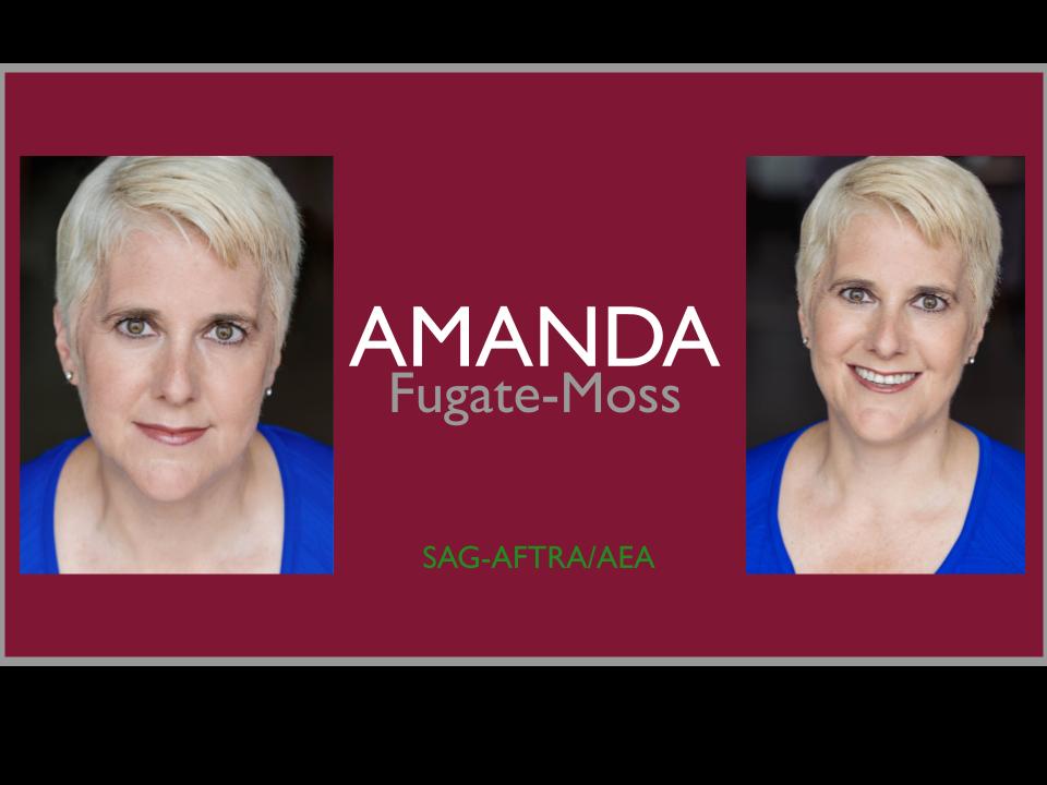 Amanda Fugate-Moss